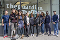 Woodhouse Geography students - Guardians of our planet?