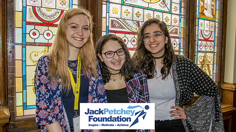 Musical Showcase producers win Jack Petchey Acheivement Award
