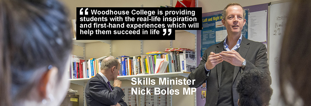 read about Nick Boles visit here